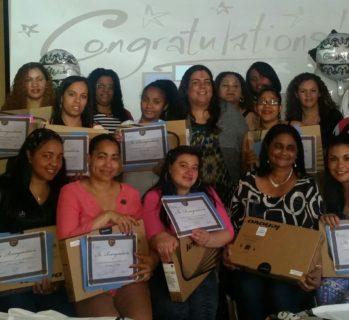 TGH Activity for participants from MUA- Mujeres Unidas Avanzando